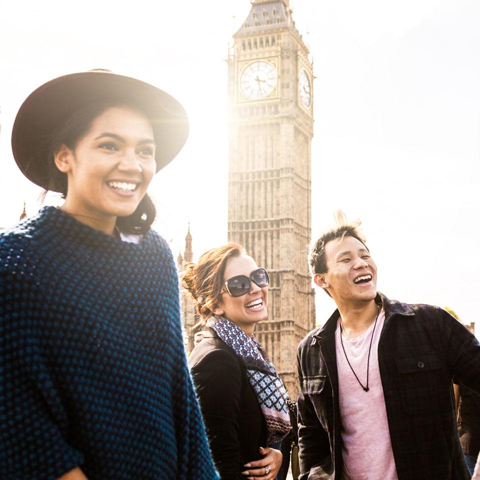 Jeunes : Étudier à l'étranger , le coût de la vie dans 5 villes européennes
